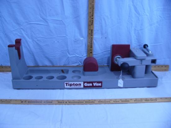 """Tipton Gun Vise - 31-3/4"""" L x 7-1/2"""" D x 9-3/4"""" T"""