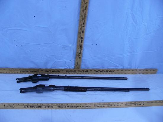 (2) Winchester Parts Guns:  Model 90 .22 LR, & Model 1906 .22 SLLR - 2x$