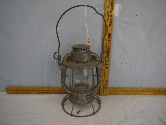 """Dietz lantern without burner, 9-1/2"""" tall"""