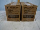 Ammo: 1800 rounds Federal American Eagle .223 Rem, 55 gr, FMJ - AOM