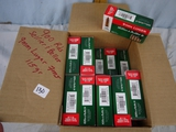 Ammo: 900 rounds Selier & Bellot 9mm Luger, 115 gr, FMJ - AOM