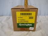 Ammo: 500 rounds Remington High Terminal Performance .38 Special +P, 125 gr, SJHP - AOM