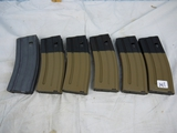 6x$ - 5.56/.223 30 round magazines (5 are FN) - AOM - 6x$