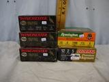 Ammo: 5x$ - mixed turkey loads, 12 ga, 3