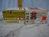 Ammo: 2x$ - mixed 12 ga, 3