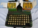 Ammo: 98 rounds 20 ga, 2-3/4