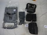 (3) Bladetech hard plastic holsters:  - new