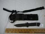 Gerber sheath knife, made in USA