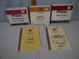 (5) shooting training guides: 2 booklets & 3 Dvds