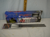 (15) crossbow bolts, 20