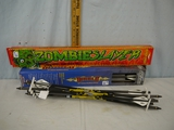 (18) crossbow bolts, 18