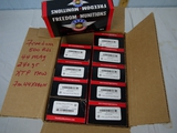 Ammo: 500 rounds Freedom, .44 Mag, 240 gr, XTP - AOM