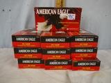 Ammo: 500 rounds Federal American Eagle .40 S&W, 165 gr, FMJ - AOM