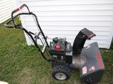 Craftsman electric start snow blower, self-propelled, 5.0 - 22