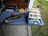 Fishing items: