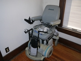 Hoveround MPV5 electric chair, needs new batteries