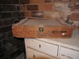 MA 5-12 wooden cartridge box