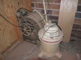 Craftsman wet/dry shop vac & squirrel cage fan