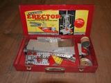 No. 6-1/2 All Electric Erector Set, looks nearly complete, no instructions