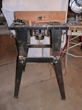 Craftsman router table and Black & Decker 1-1/4 hp router