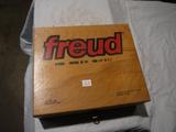 Freud 16 pc. Forstner bit set 1/4