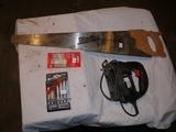 Black & Decker sabre saw & Disston handsaw