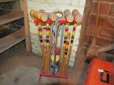 Croquet set - 4 player