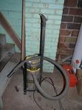 Stanley 4.5 hp, 5 gallon shop vac
