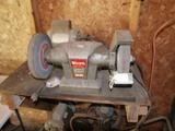 Wissota BF7 bench grinder, motor no good