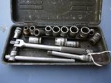 Old Craftsman socket set