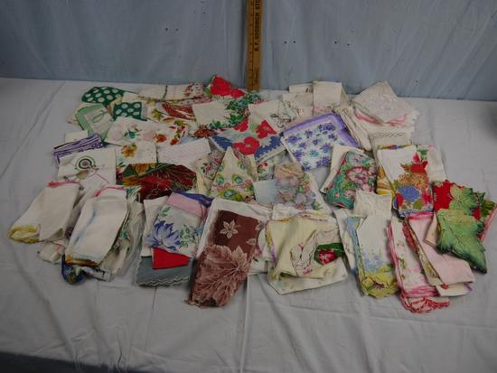 103 ladies handkerchiefs
