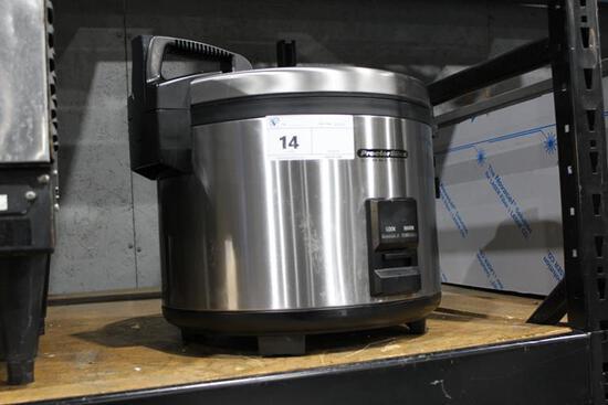 PROCTOR SILEX 37560R ELECTRIC RICE COOKER/WARMER