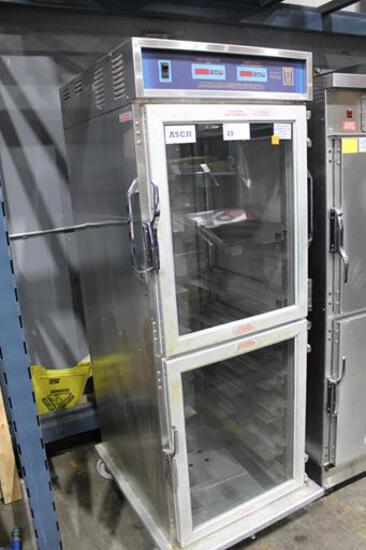 ROYALTON SSRHH-VT-C4US SPLIT DOOR WARMING/PROOFER CABINET
