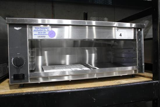 NEW VOLLRATH JW2 CHEESE MELTER