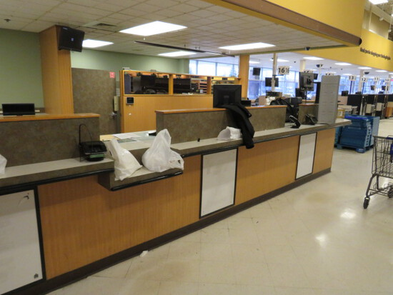 CUSTOMER SERVICE COUNTER