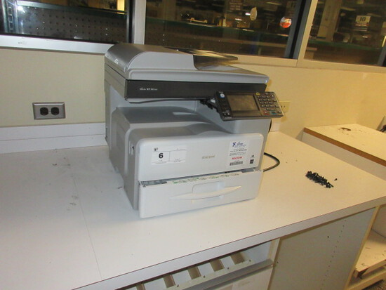 RICOH MP301 COPIER