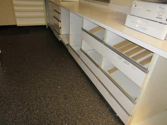 PHARMACY COUNTERS - ONE LOT