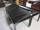 SLANT PRODUCE TABLE