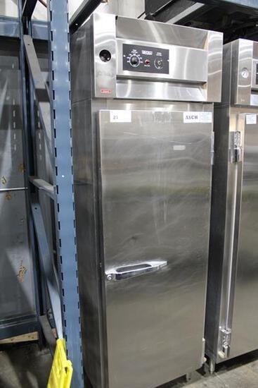 MCCALL 1-DOOR HEATED WARMING CABINET