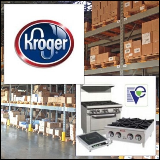 KROGER SURPLUS + NEW RESTAURANT EQUIPMENT