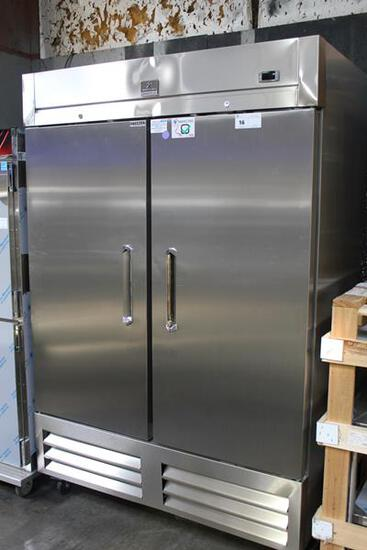 NEW KELVINATOR 2 DOOR FREEZER