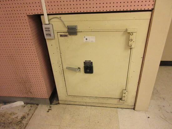 1 DOOR MOSLER SAFE