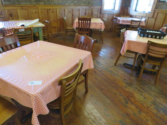 36X36 DINING TABLES