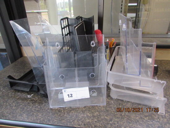PAPER/FILE HOLDERS