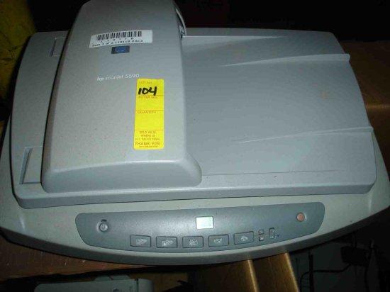 HP Scanjet 5590