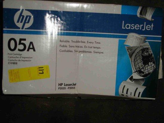 HP 05A Toner