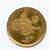 Egypt 1892 GOLD 5 qirsh UNC Image 1