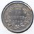 Canada 1858 silver 20 cents good VF details Image 2