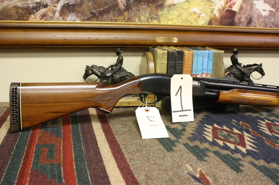 REMINGTON WINGMASTER MODEL 870 12 GAUGE SHOTGUN