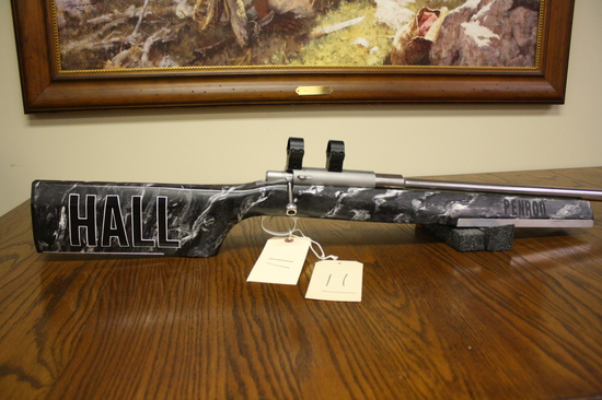 HIGH END COMPETITION BENCH MATCH RIFLE